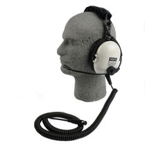 Remote Audio HN7506EBC HN-7506 High-Noise Headphones with Electret Boom Mic