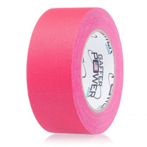 TAI Audio 2 in. Gaffer's Tape,  30 Yard Roll - Fluorescent Pink