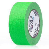 TAI Audio 2 in. Gaffer's Tape,  30 Yard Roll - Fluorescent Green