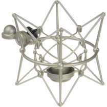 Neumann EA87 - U87 Shock Mount for U87 Microphones (Nickel)
