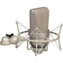 Neumann TLM 103 Large Diaphragm Condenser Microphone (Stereo Set, Nickel)