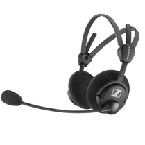 Sennheiser HME 46-3-II Double Sided Lightweight Headset with ActiveGard (Cable not included)