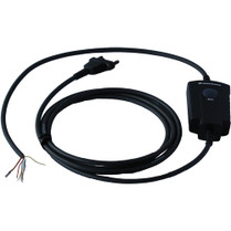 Sennheiser CAB-PTT-6 Cable with PTT Button for HMD and HME Headsets (Unterminated, 6')
