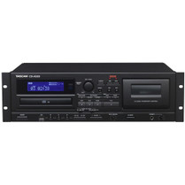 Tascam CD-A580 Cassette, USB & CD Player/Recorder