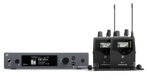 Sennheiser EW IEM G4-Twin Evolution Wireless G4 Stereo In-Ear-Monitor System with (2) IEM Receivers