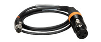 Ambient A-MXL-2F Adapter Cable XLR-3F to TA3F for M-Box