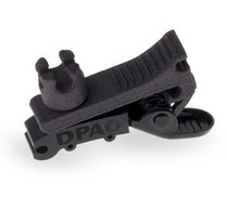 DPA Clip with 4-Way Lock for d:screet™, 10 Pieces (SCM0013-x)