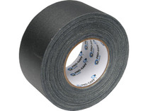 TAI Audio #510 2 in. Cloth Black Gaffers Gaff Tape
