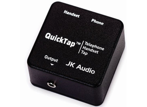 JK Audio QuickTap Telephone Interface