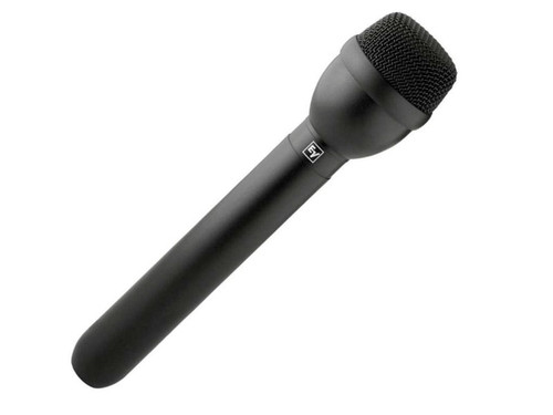 Electro Voice RE50 B Dynamic Omni ENG Interview Microphone