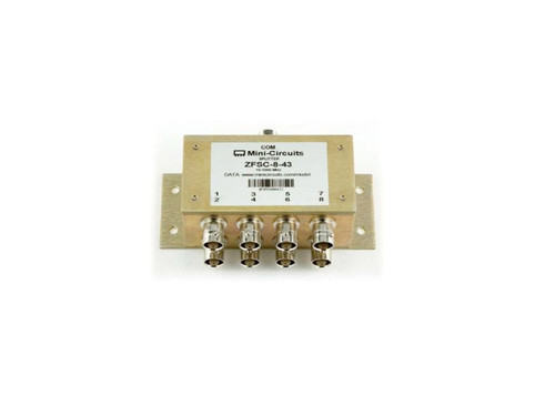 Lectrosonics ZFSC843 Eight Way Passive RF Splitter