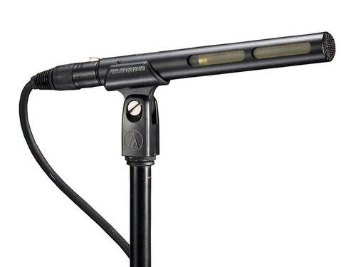 Audio Technica AT875R Short Condenser Shotgun Microphone