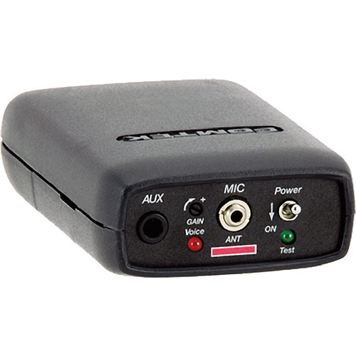 Comtek M-216 Digitally Synthesized Wireless Microphone Transmitter