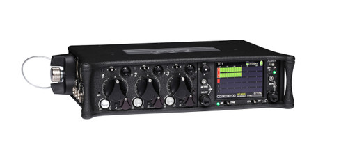 Sound Devices 633 6-Input / 10 Track Field Production Mixer