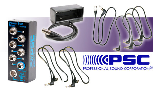 PSC  Bds System Package W/ Powerstar Mini, Np Cup, 4 Std & 1 Hirose Cables
