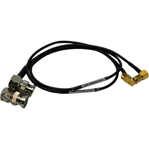 "PSC Pair Of Cables - 20"" Ra Sma - Ra Bnc"