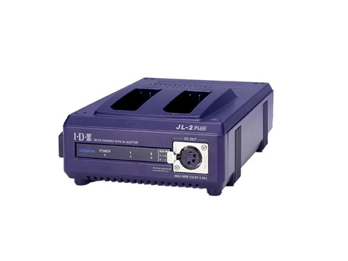 IDX JL-2Plus 2 Channel Sequential Quick Charger