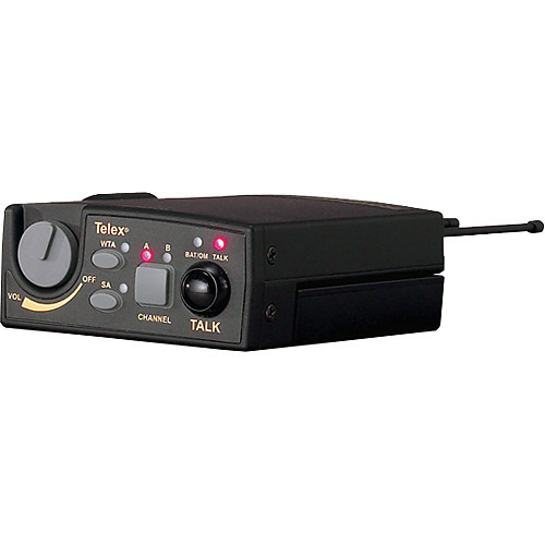 Telex TR-800 2-Channel UHF Transceiver (A4F RTS)
