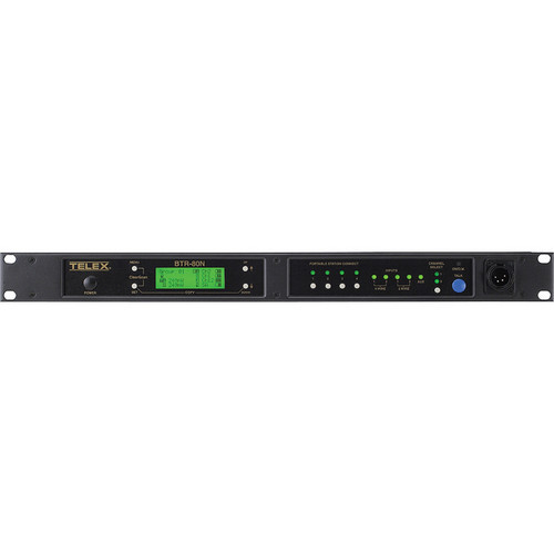 Telex BTR-80N 2-Channel UHF Base Station (A4M Telex, Clearcom)