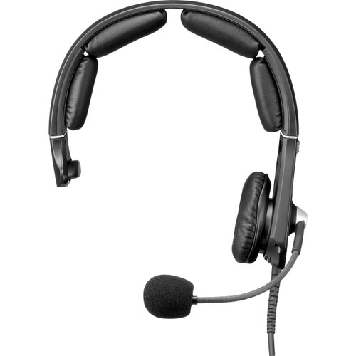 Telex MH-300 Single-Sided Premium Lightweight Headset w/ 4-Pin XLRM