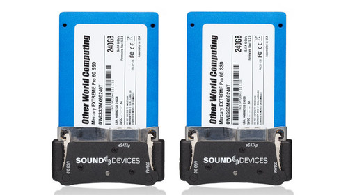 Sound Devices XM-Caddy Pack