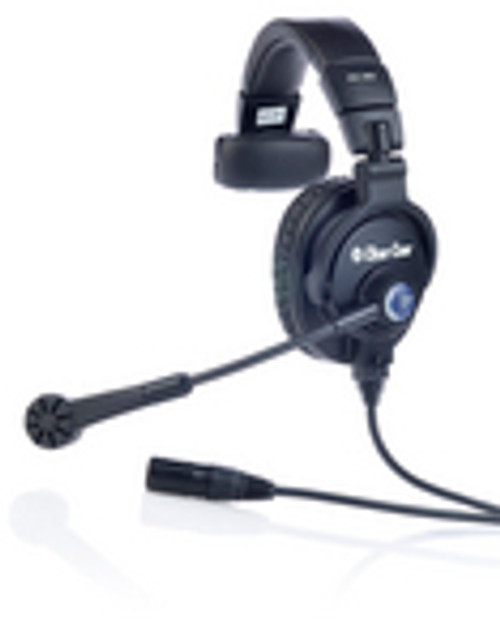 Clear-Com CC-300-X7 / Single-ear Standard Headset  XRL-7F