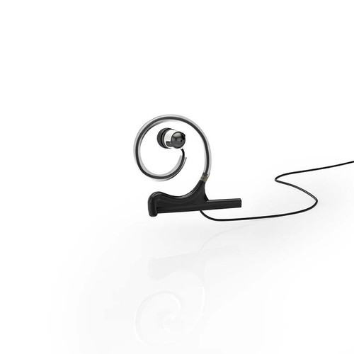 DPA Single-Ear Hook Headset Mount with Single In-Ear Driver for d:fine™ Broadcast Headset w/ TA4F Connector for Shure