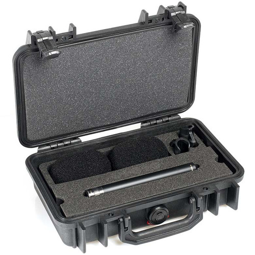 DPA d:dicate™ ST4011A STEREO PAIR WITH TWO 4011A, CLIPS AND WINDSCREENS IN PELI™ CASE