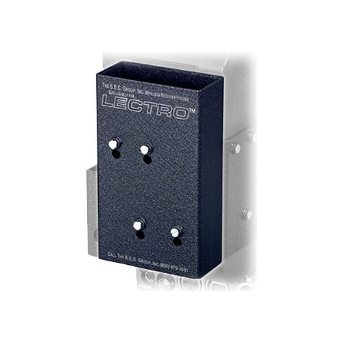 BEC Group 185 Mounting Box for Lectro CR185 / CR187 / UCR190