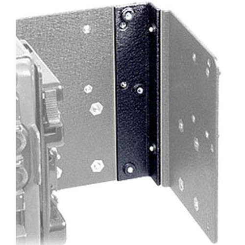 BEC Group Right Angle Side Plate Adapter for Attaching 2 Side Plates at 90 Degree Angle