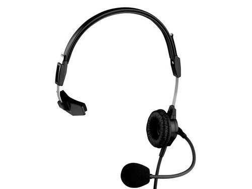 Telex PH-88 Single-Sided Headset W/ 4pin XLRF (TELEX CLEARCOM)