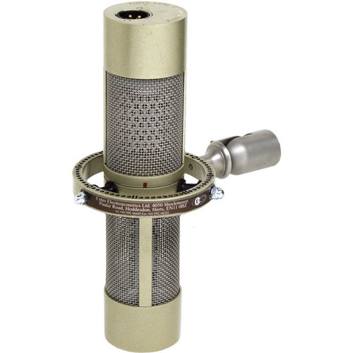 Coles  4050 SM Stereo Studio Ribbon Microphone with Single Mount Kit