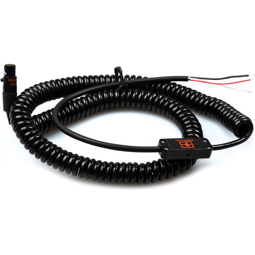 Remote Audio Coiled Headset Cable to Headset Hard-Wire Kit (2-7')