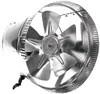 "DiversiTech 625-AF12"" Round Inline Duct Booster Fan"