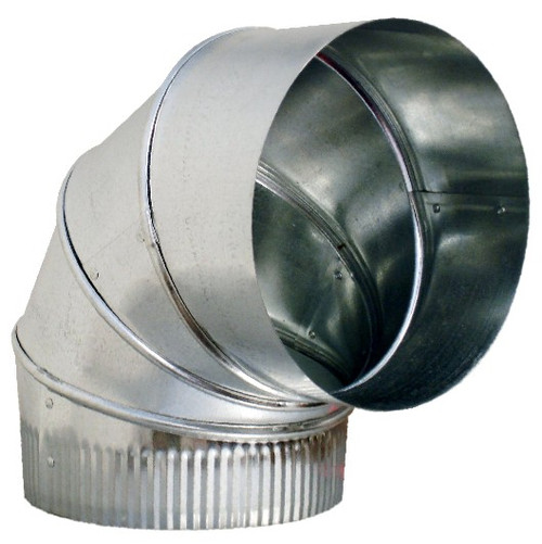 """3"""" 90 Degree Adjustable Duct Elbow"""