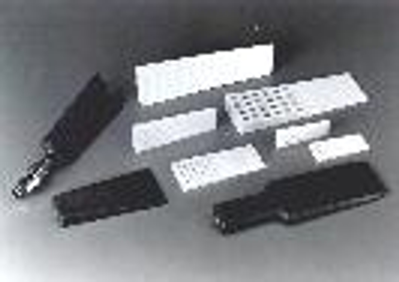 "3-1/8""W x 10""L Rigid Plastic Mold Release Wedge"