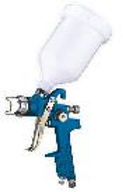 G860 2.5 HVLP Gravity Feed Spray Gun