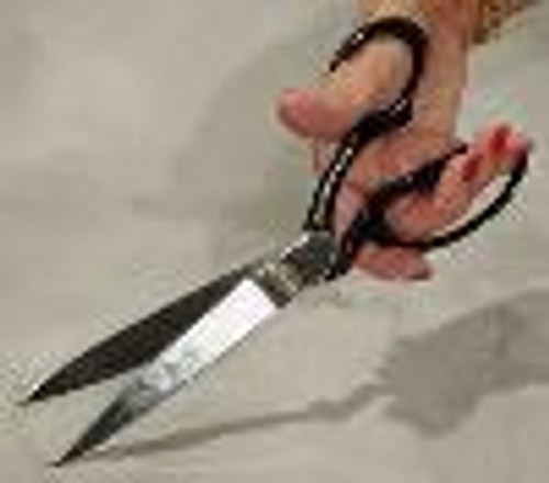 "10"" Heavy Duty Knife Edge Fiberglass Scissor"