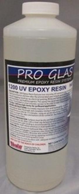 EPOXY RESIN 1200 UV ENHANCED 1 QT