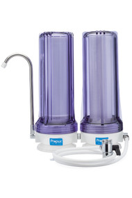 Propur dual counter top filter system
