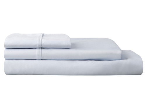 Glacier Blue King Size Sheet Set 1000 TC  - Private Collection