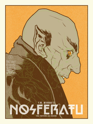 NOSFERATU HALLOWEEN COLORWAY