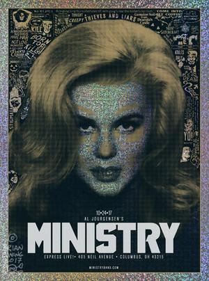 """   MINISTRY"" FOIL"