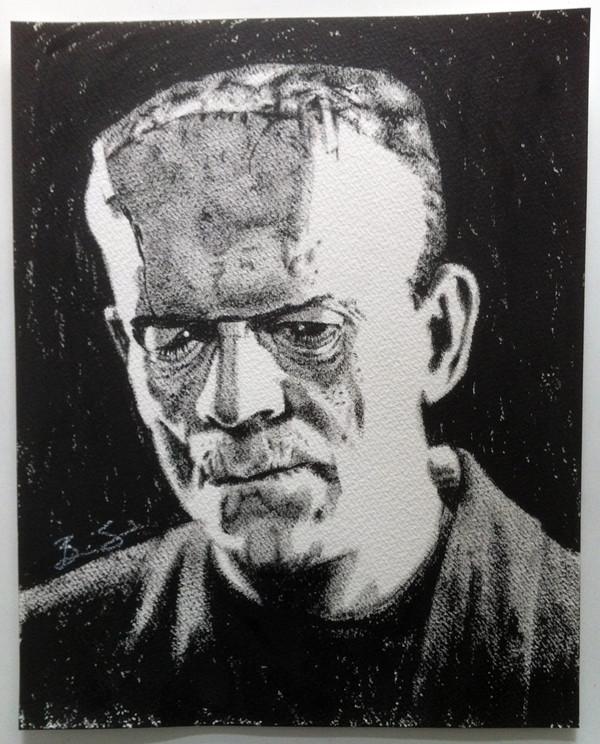 Karloff Monster Study