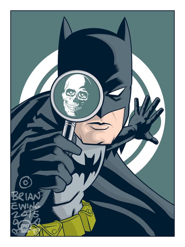 """Detective Comics #776"" Dark Knight Colorway"