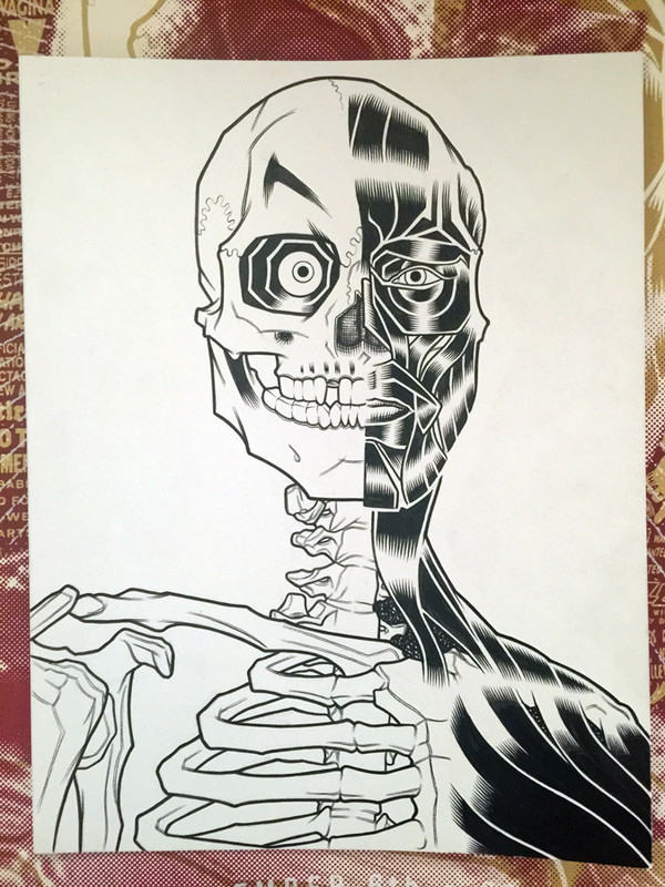 """PUSCIFER ORIGINAL ART"""