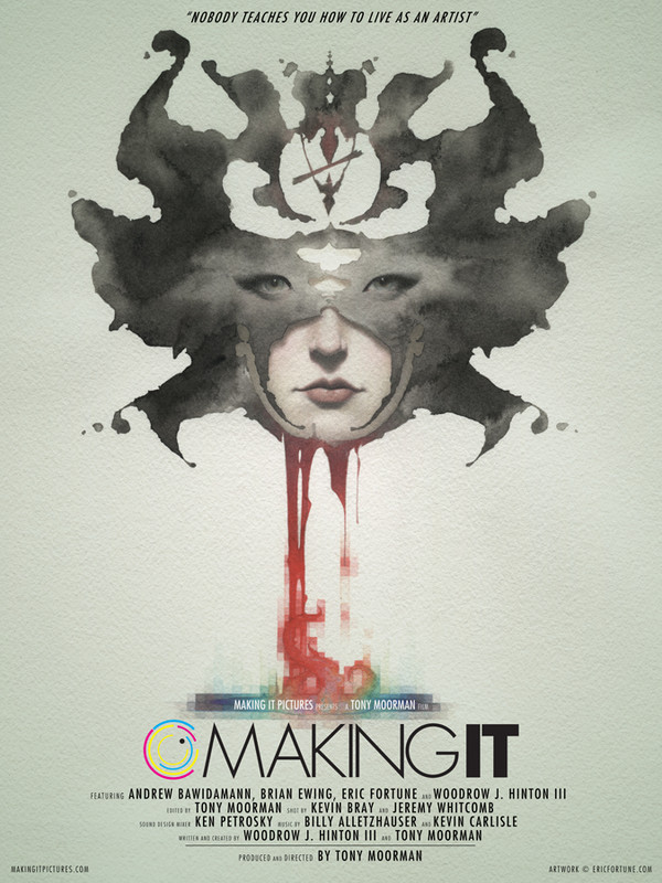 MAKING IT - DOCUMENTARY DVD + BONUS DVD