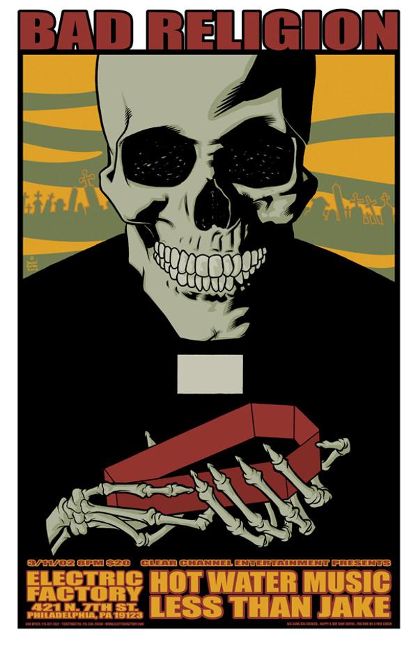 """""""BAD RELIGION"""""""