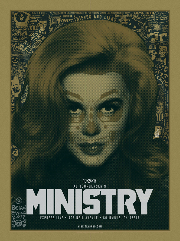 """   Ministry"""
