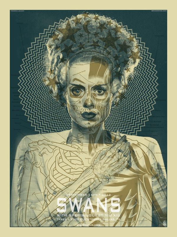 """""""SWANS"""" A/P"""
